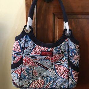 🌼 EUC Vera Bradley tote/large purse